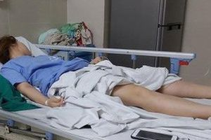 Người phụ nữ may mắn thoát chết sau khi hút mỡ bụng ở thẩm mỹ viện