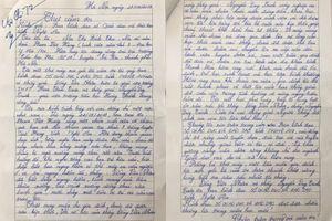 Bức thư cảm động của người mẹ gửi đến hai thầy giáo cứu sống con mình