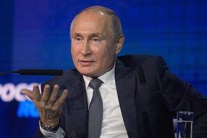 Tổng thống Putin bênh vực Iran trong vụ nhà máy lọc dầu Saudi Arabia bị tấn công