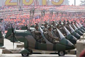 Trực thăng cực dị của Trung Quốc tại lễ duyệt binh vừa qua