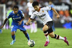 Sao trẻ Hàn Quốc ghi bàn lịch sử La Liga