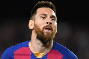 Messi gây chú ý trong ngày trở lại sau chấn thương