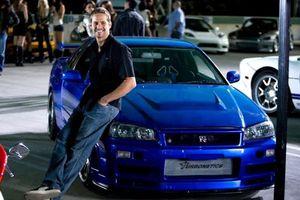 Đấu giá bộ sưu tập xe của Paul Walker trong 'Fast and Furious'