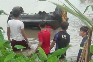 Vụ xe Mercedes lao xuống rạch ở Tiền Giang: Không có dấu hiệu tội phạm