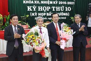 Bầu bổ sung Phó Chủ tịch HĐND tỉnh Bình Định