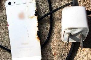 Nổ điện thoại khi sạc pin, một người thiệt mạng