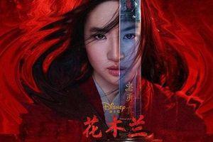 Hé lộ hình ảnh Lưu Diệc Phi mặc giáp sắt, khuôn mặt đen và thô ráp trong Hoa Mộc Lan