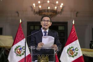 Khủng hoảng chính trị Peru: Người hùng đơn độc