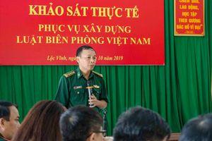 Nhiều ý kiến tâm huyết đóng góp vào dự thảo Luật Biên phòng Việt Nam