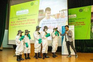 Phát động cuộc thi sử dụng thuốc bảo vệ thực vật an toàn và có trách nhiệm