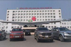 Sản phụ tử vong sau sinh tại Bệnh viện tỉnh Nghệ An