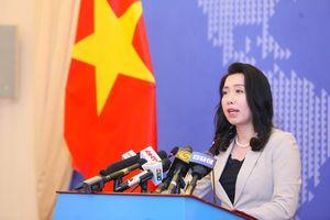 Trung Quốc từ chối cứu hộ tàu cá Việt Nam gặp nạn