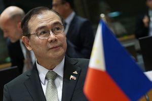 Philippines tiếp tục phản đối Trung Quốc xâm phạm lãnh hải tại Biển Đông