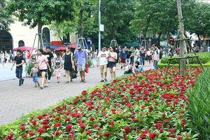 Không gian đi bộ hồ Hoàn Kiếm - điểm đến văn hóa, du lịch hấp dẫn