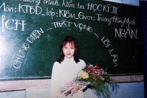 Ngắm loạt ảnh chưa từng công bố của danh hài Việt Hương