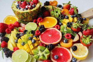 Ăn trái cây trước hay sau bữa ăn là tốt nhất