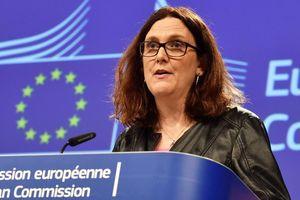EU cảnh báo áp thuế hàng hóa Mỹ ngay trong năm nay