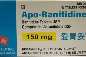 Phát hiện thuốc chứa Ranitidine có tạp chất gây ung thư vượt quá ngưỡng cho phép