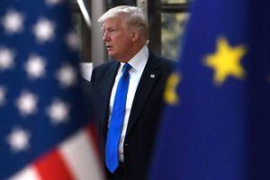 Mỹ áp thuế EU, căng thẳng thương mại bùng phát