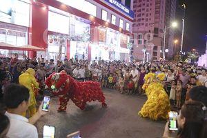 Thành phố Vinh khai trương phố đêm Cao Thắng