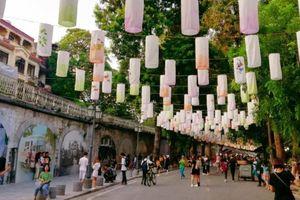 Hà Nội cấm đường Phùng Hưng, các phương tiện lưu thông thế nào?