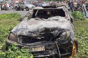 Tình tiết bất ngờ vụ 3 người tử vong trong xe Mercedes