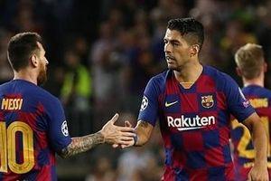 Messi 'tịt ngòi', Barca vất vả ngược dòng trước Inter
