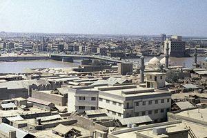 Nổ bom gần Vùng Xanh ở Baghdad, gần Đại sứ quán Thổ Nhĩ Kỳ