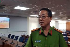 Triệt phá đường dây chuyển ma túy từ Campuchia về TP HCM