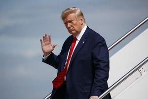 Nhiệm kỳ Tổng thống của ông Trump chưa bao giờ rủi ro và sóng gió đến thế
