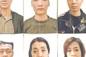Truy tố nhóm cho vay với lãi suất 'cắt cổ' ở Hà Nội