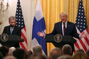 Ông Trump gọi việc WTO cho phép đánh thuế EU là một chiến thắng lớn của Mỹ