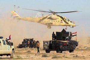 Trực thăng vũ trang Syria bất ngờ tấn công dữ dội phiến quân tại Lattakia