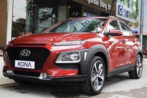 Hyundai Kona giảm giá cực 'sốc' lên đến 50 triệu đồng