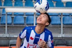Văn Hậu tiếp tục phải dự bị ở trận đấu tới của Heerenveen?