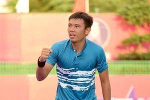 Hoàng Nam ngược dòng vào bán kết ITF World Tour M25