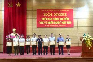 241 hộ nghèo huyện Sóc Sơn được hỗ trợ tu sửa nhà ở