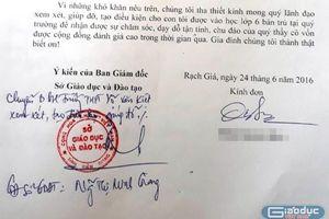 Đại biểu Quốc hội tỉnh Kiên Giang 'chạy' trường cho con
