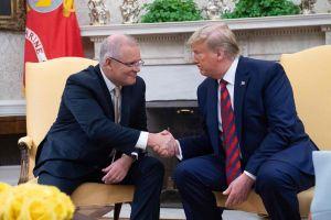Mỹ - Australia 'ráo riết' hợp tác đối phó Trung Quốc ở Thái Bình Dương