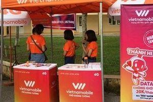 Chi nhánh Vietnamobile bị phạt 30 triệu đồng vì bán sim 'rác'