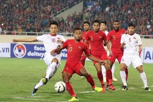 Vì sao AFC đổi sân trận Việt Nam - Indonesia?