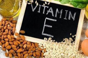Vitamin E và những lợi ích không nên bỏ qua