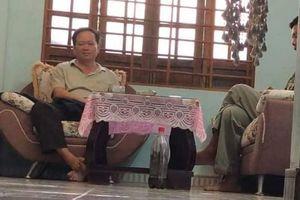 Thừa Thiên Huế: Bí thư xã chỉ đạo phá cây trồng của dân