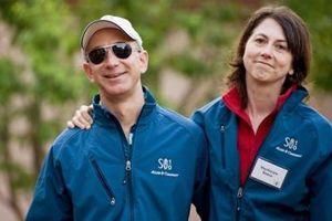 Sau ly hôn, vợ cũ ông chủ Amazon lọt top 15 người giàu nhất nước Mỹ