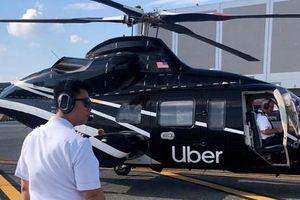 Mỹ: Uber triển khai dịch vụ 'taxi bay' tại New York