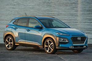 Hyundai Kona giảm giá cực sốc, quyết 'đè bẹp' đối thủ Ford Ecosport