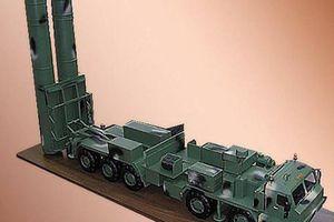 Quân đội Nga đã đưa tên lửa S-500 đến Syria?