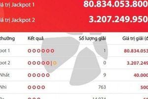 Kết quả Vietlott 3/10: Hé lộ người trúng giải khủng gần 81 tỷ đồng