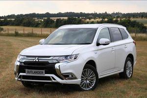 Mitsubishi điều chỉnh giá hàng loạt xe: Outlander chưa tới 800 triệu đồng