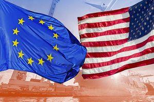 Mỹ đánh thuế hàng EU: Kẻ cười, người méo mặt
